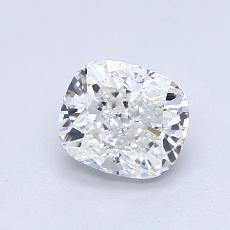 推荐宝石 4:0.98 克拉垫形钻石