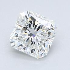 Recommended Stone #4: 1,51-Carat Radiant Cut Diamond