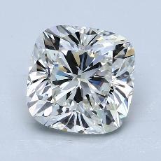 推荐宝石 4:3.03 克拉垫形钻石