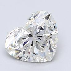 Recommended Stone #3: 2.01-Carat Heart Cut Diamond