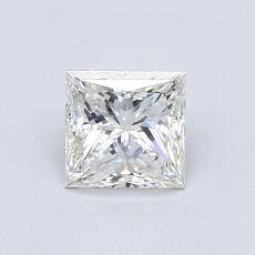 Recommended Stone #2: 0.81-Carat Princess Cut Diamond