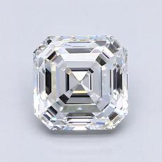 推荐宝石 4:1.64 克拉阿斯彻形钻石