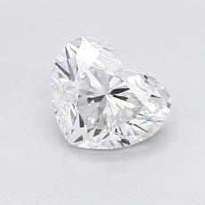 Current Stone: 1.00 Carat Heart Shaped