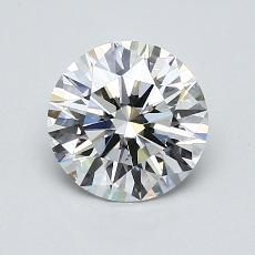 Recommended Stone #1: 1.17-Carat Round Cut