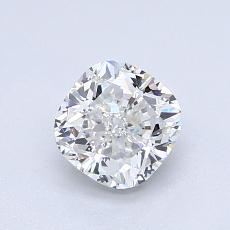 1.04-Carat Cushion Diamond Very Good H VS1