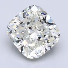 推荐宝石 2:4.53 克拉垫形钻石
