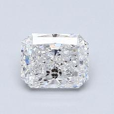 Recommended Stone #2: 0.95-Carat Radiant Cut