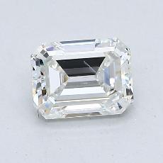 1.04 Carat 綠寶石 Diamond 非常好 H SI2