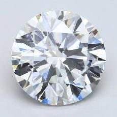 Recommended Stone #4: 5.01-Carat Round Cut Diamond