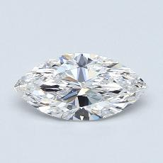 Recommended Stone #4: 1.01-Carat Marquise Cut Diamond