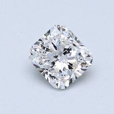 Recommended Stone #1: 0,61-Carat Radiant Cut Diamond