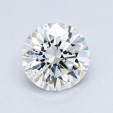 Recommended Stone #4: 1.10-Carat Round Cut Diamond