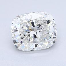 Recommended Stone #4: 1.43-Carat Cushion Cut Diamond