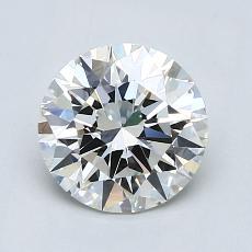 Target Stone: 1.45-Carat Round Cut Diamond