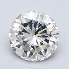 Target Stone: 2.00-Carat Round Cut Diamond