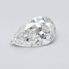 Recommended Stone #4: 0.59-Carat Pear Cut Diamond