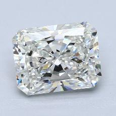 Recommended Stone #2: 3.01-Carat Radiant Cut Diamond