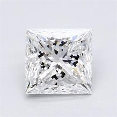Recommended Stone #3: 1.52-Carat Princess Cut Diamond