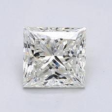 Recommended Stone #2: 1.32-Carat Princess Cut Diamond