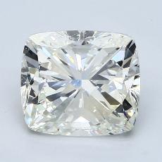 推荐宝石 1:4.02 克拉垫形钻石