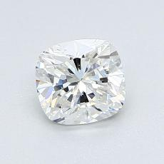 Recommended Stone #4: 0.90-Carat Cushion Cut Diamond