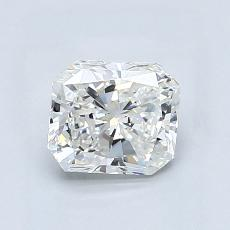 Recommended Stone #1: 1,03-Carat Radiant Cut Diamond