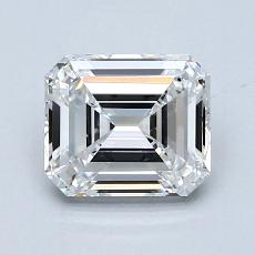 Recommended Stone #2: 1.17-Carat Emerald Cut Diamond