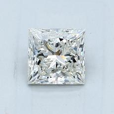 1.01 Carat Princesa Diamond Muy buena J VS1
