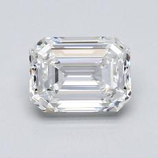 Recommended Stone #4: 1,19-Carat Emerald Cut Diamond
