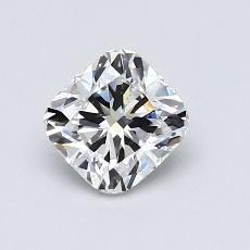 Target Stone: 0.83-Carat Cushion Cut Diamond