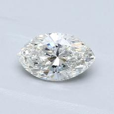 Recommended Stone #4: 0.71-Carat Marquise Cut Diamond