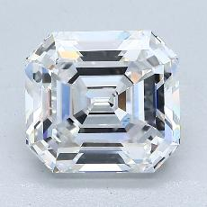 Recommended Stone #1: 3.03-Carat Emerald Cut Diamond