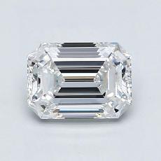 1.24 Carat 绿宝石 Diamond 非常好 D VVS1