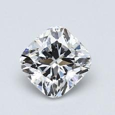 Recommended Stone #2: 1.08-Carat Cushion Cut Diamond