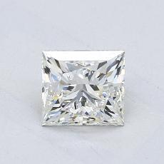 1.02 Carat 公主方形 Diamond Astor 理想 I VVS1