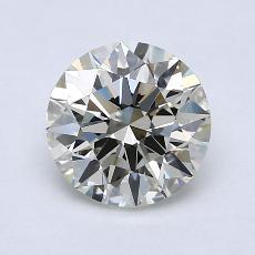 1.50 Carat 圓形 Diamond 理想 K VS1