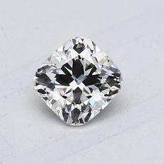 0.71 Carat Cojin Diamond ASTOR H VS2