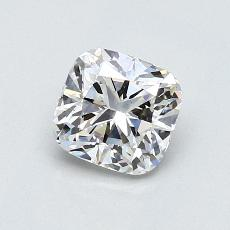 1.04 Carat 墊形 Diamond Astor 理想 E VS2