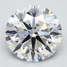 Target Stone: 2.94-Carat Round Cut Diamond