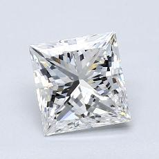 Recommended Stone #3: 1.15-Carat Princess Cut