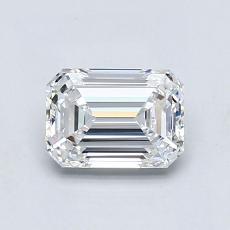 Recommended Stone #4: 1.03-Carat Emerald Cut Diamond
