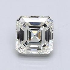 Recommended Stone #3: 1.23-Carat Asscher Cut Diamond