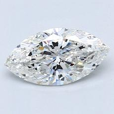 Recommended Stone #1: 1.01-Carat Marquise Cut Diamond