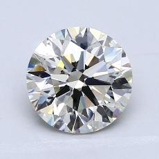 Recommended Stone #1: 2.20-Carat Round Cut