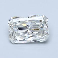 Recommended Stone #1: 1.01-Carat Radiant Cut Diamond