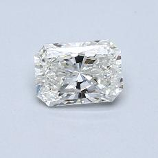 推荐宝石 3:0.50 克拉雷地恩明亮式钻石