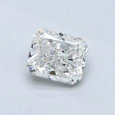 Recommended Stone #1: 0.70-Carat Radiant Cut