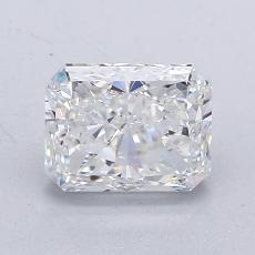 Recommended Stone #4: 1.31-Carat Radiant Cut Diamond