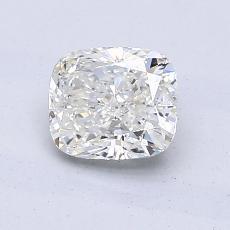 1.02-Carat Cushion Diamond Very Good I SI2
