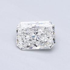 Recommended Stone #2: 0.47-Carat Radiant Cut Diamond